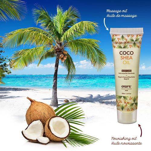 Exsens Paris Coco Shea Oil Body Care