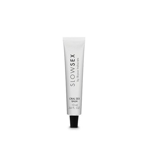 Slow Sex Oral Sex Balm by Bijoux Indiscrets
