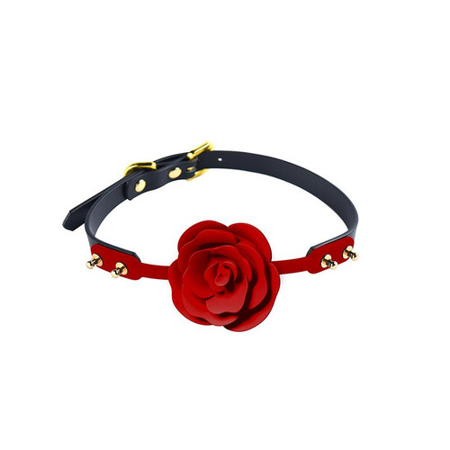 Zalo and Upko Doll Series Rose Ball Gag