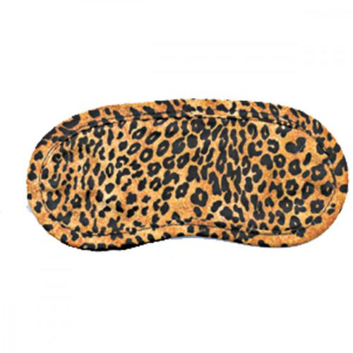 Foxtails Safari Animal Print Eye Mask-Panther