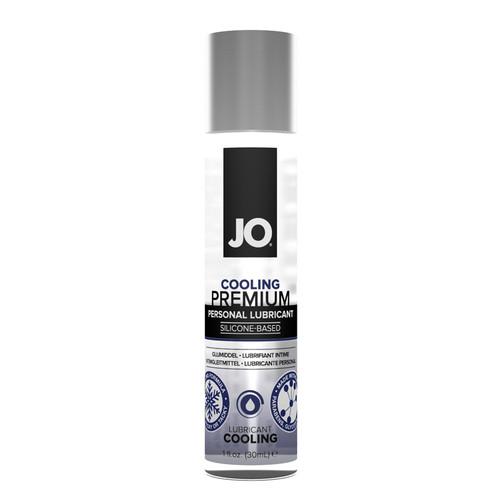 JO Premium Cooling Silicone Lubricant-1 fl oz