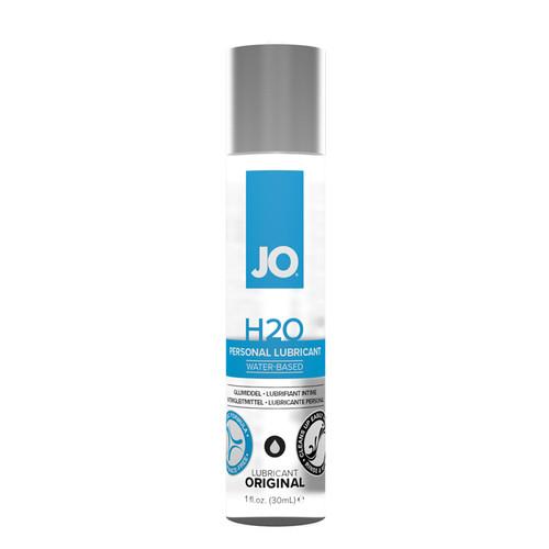 JO H2O Original Water Based Lubricant-1 fl oz