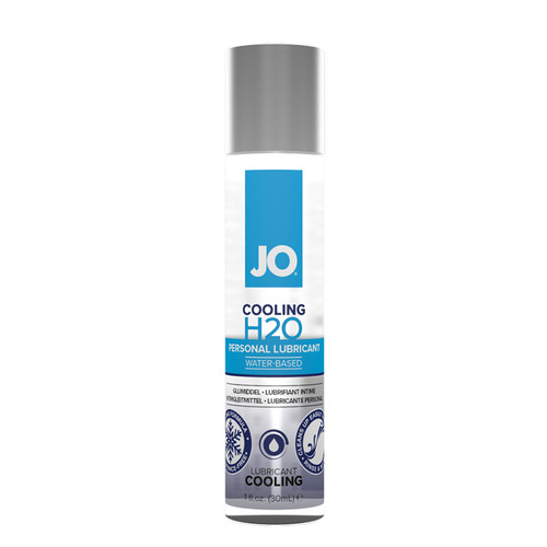 JO Cooling H2O Water Based Lubricant-1 fl oz