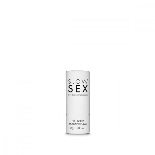 Slow Sex Full Body Solid Perfume by Bijoux Indiscrets