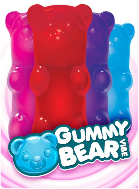 Rock Candy Gummy Bear Vibes