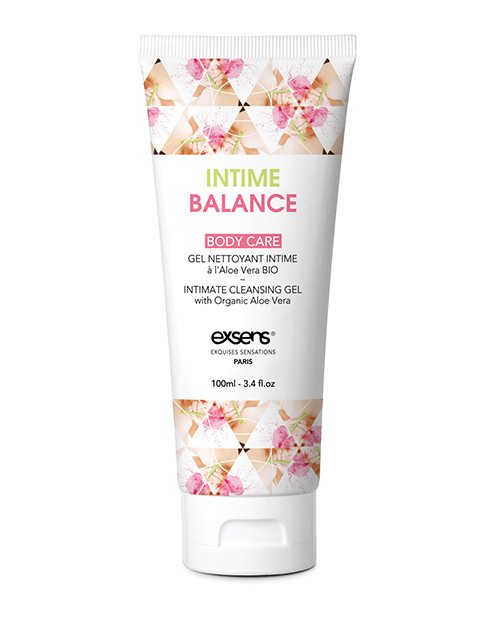 Exsens Paris Intime Balance Intimate Cleansing Gel