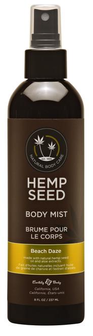 Earthly Body Hemp Seed Body Mist-Beach Daze