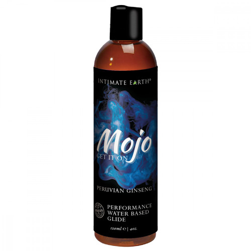 Intimate Earth Mojo Get It On Peruvian Ginseng Performance Glide