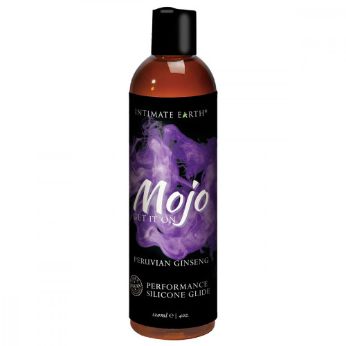 Intimate Earth Mojo Get It On Peruvian Ginseng Silicone Glide