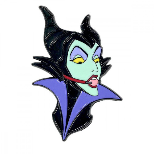Geeky and Kinky Maleficent Pin