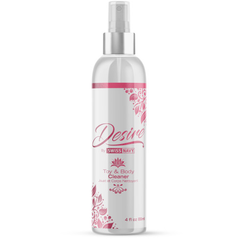 Desire Toy and Body Cleaner by Swiss Navy