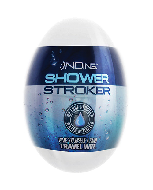 Happy Ending Shower Stroker Travel Mate