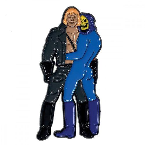 Geeky and Kinky He-Man and Skeletor Pin