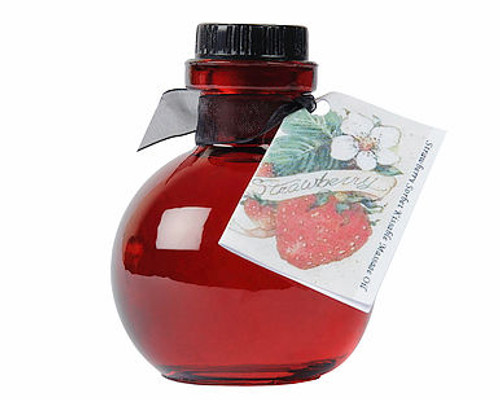 Kissable Flavored Massage Oil by Olivia's Boudoir-Strawberry Sorbet