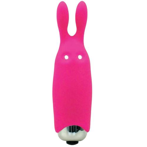 Mini Bullet Vibrator by Adrien Lastic-Fuchsia Bunny