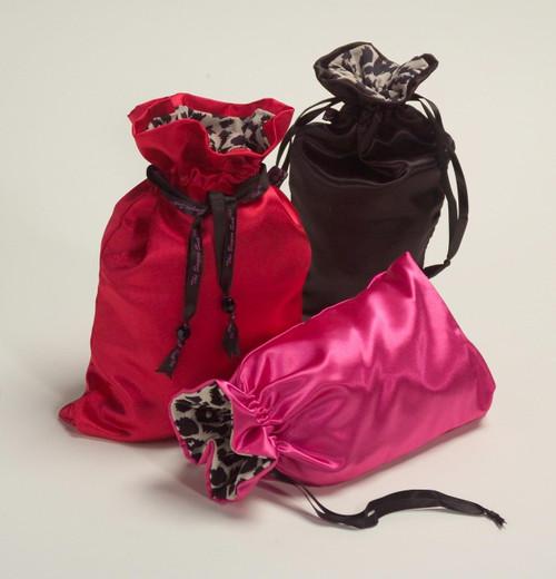 Antimicrobial Large Sex Toy Storage Bag by Sugar Sak