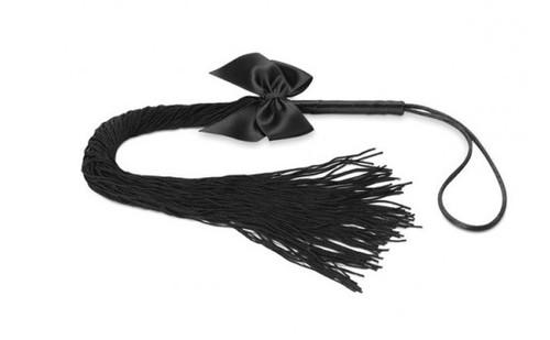 Bijoux Indiscrets-Lilly Black Fringe Whip