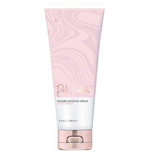 CG Pole Polish Kissable Hand Job Massage Cream-Simply Naked