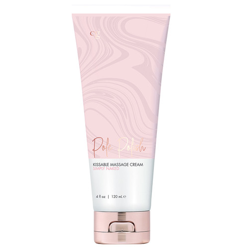 CG Pole Polish Kissable Hand Job Massage Cream-Simply Naked