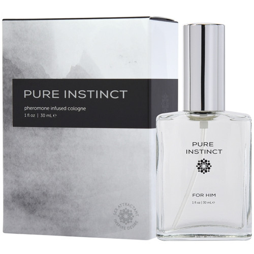 Pure Instinct For Him Pheromone Cologne
