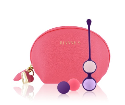 Pussy Playballs Kegel Balls by Rianne S-Coral
