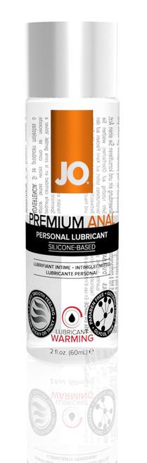 JO Warming Premium Anal Lubricant by System JO-2 oz