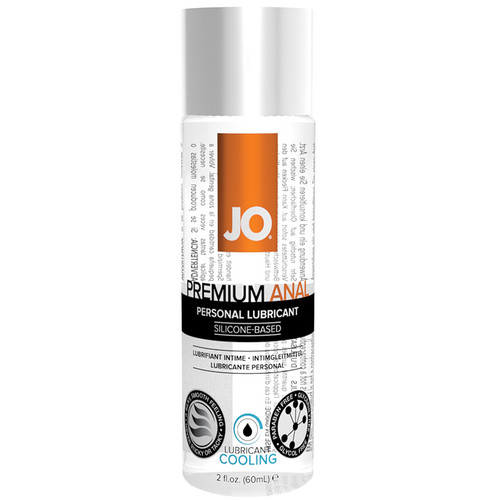 JO Cooling Premium Anal Lubricant by System JO-2 oz