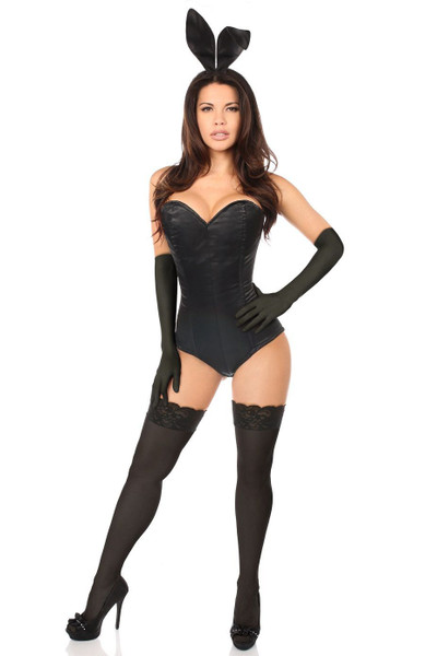 Sexy Bunny Corset Bodysuit Costume by Daisy Corsets