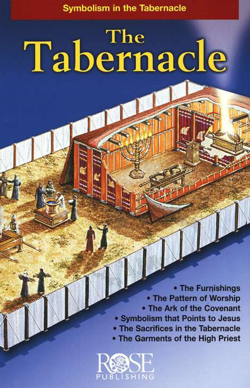 The Tabernacle - Pamphlet Rose Publishing