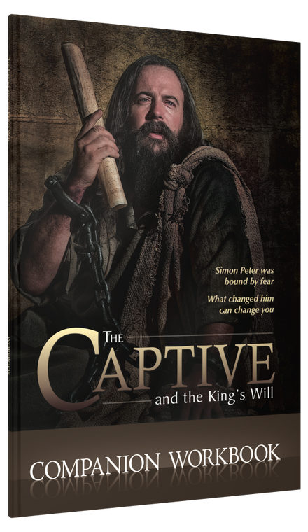 The Captive and the King's Will - Companion Workbook (en anglais seulement)