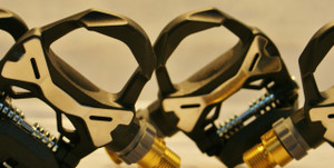 Stratics Carbon Ti Pedal Set
