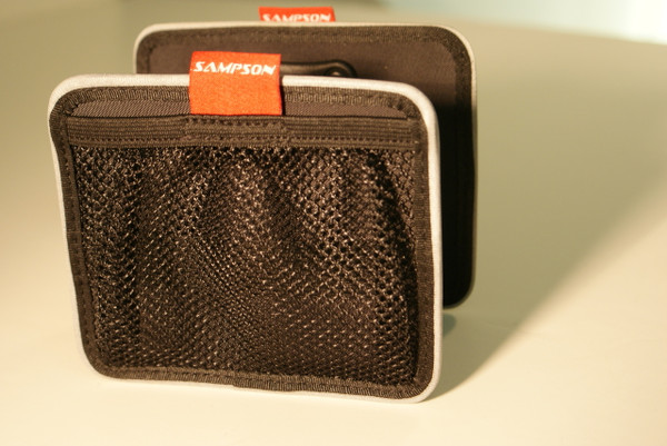 SYSTEM ONE - KLICK AND GO MESH POCKET