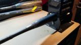 Heat Roll with Progressive Pressure: 2018 Easton Ghost Double Barrel Composite ASA Fastpitch Softball Bat, -9 Drop, 2-1/4 in Barrel, FP18GH9