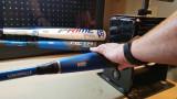 Heat Roll with Progressive Pressure: 2020 Louisville Slugger Meta Prime Composite BBCOR Baseball Bat, -3 Drop, 2-5/8 in Barrel, WTLBBMTB320