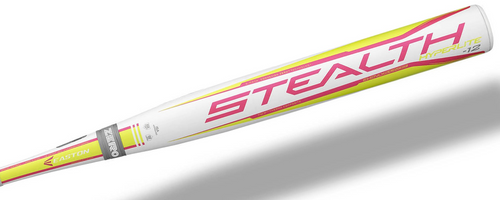 "2018 Easton STEALTH Hyperlite Composite Fastpitch Softball Bat, -12 Drop, 2-1/4"" Barrel, #FP18SHL12"