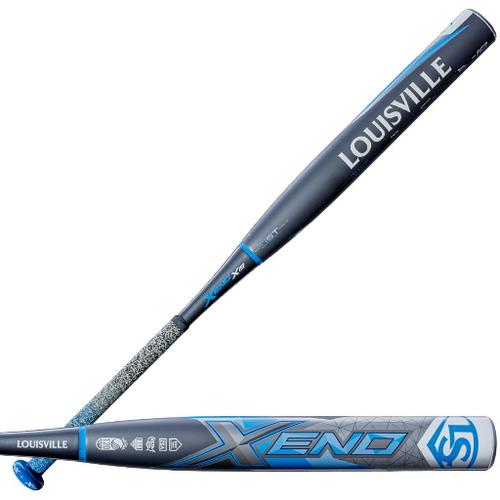 2019 Louisville Slugger Xeno X19 (-8) Composite Fastpitch Softball Bat, WTLFPXN19A8