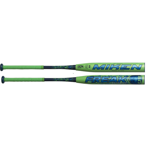 2018 Miken 20th Anniversary Freak Balanced 12″ USSSA Slow Pitch Softball Bat, M12FRK