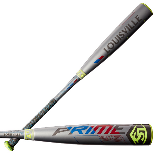 2019 Louisville Slugger Prime 919 Composite Youth 2018+ Baseball Bat, -10 Drop, 2-5/8 in Barrel, WTLUBP919B10