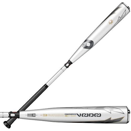 2019 DeMarini Voodoo Balanced Alloy BBCOR Baseball Bat, -3 Drop, 2-5/8 in Barrel, WTDXVBC-19