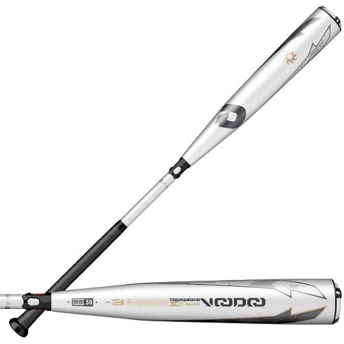 2019 DeMarini Voodoo Balanced Alloy BBCOR Baseball Bat, -3 Drop, 2-5/8 in Barrel, WTDXVBC-19