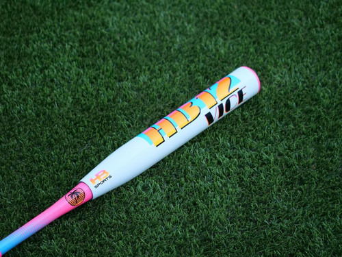 2019 Worth HB12 Vice XL Exclusive USSSA Slow Pitch Softball Bat, WHB12V