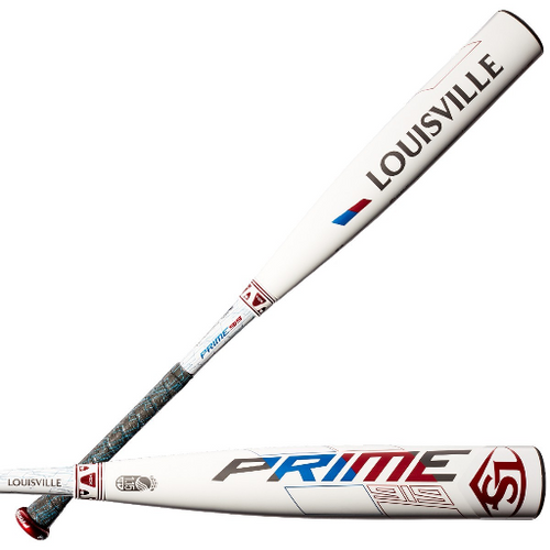 2019 Louisville Slugger Prime 919 Composite USSSA Senior League Baseball Bat, -8 Drop, 2-3/4 in Barrel, WTLSLP919X8