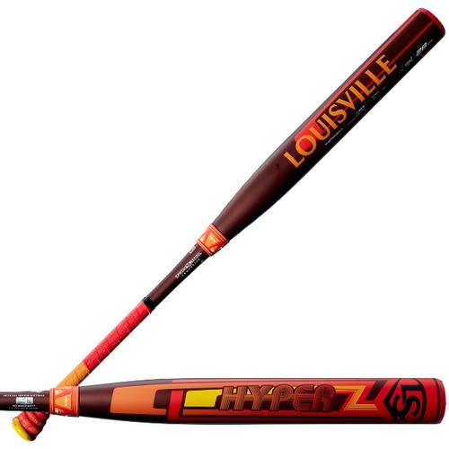 2019 Louisville Slugger Hyper Z SSUSA Senior Slow Pitch Softball Bat, 12.0 in Barrel, WTLHZS19E