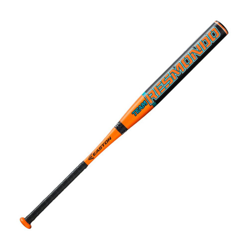"2018 Easton Team Resmondo Endloaded USSSA Slowpitch Softball Bat, 12.75"" Barrel, SP18RESU"