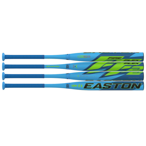 2019 Easton Fire Flex 2 Loaded USSSA Slowpitch Softball Bat, 11.0 in Barrel, SP19FF211