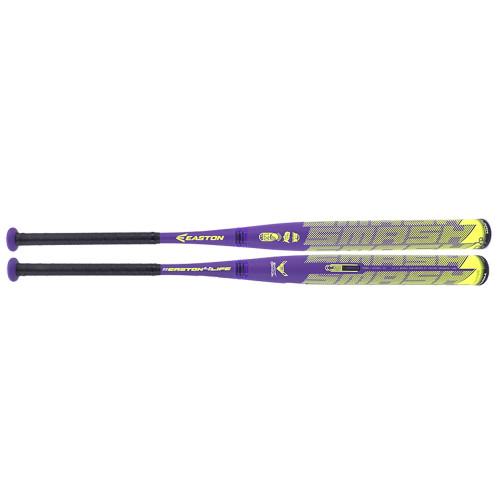2019 Easton SMASH Travis Clark USSSA Loaded Slowpitch Softball Bat, 13.0 in Barrel, SP19SM
