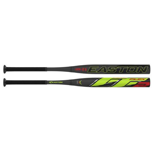 2019 Easton Fire Flex 2 Balanced USSSA Slowpitch Softball Bat, 13.5 in Barrel, SP19FF2B