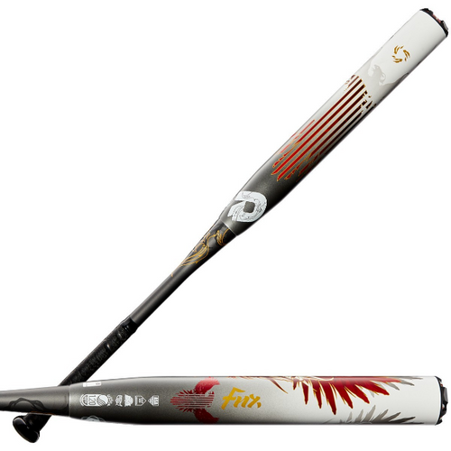 2020 DeMarini FNX Rising Composite Fastpitch Softball Bat, -9 Drop, WTDXPHF-20
