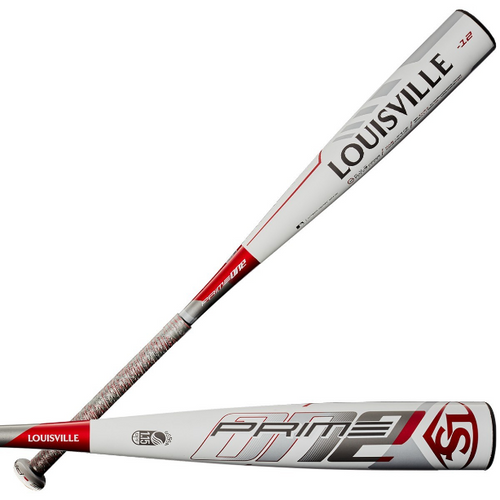 2020 Louisville Slugger Prime One Composite USSSA Senior League Baseball Bat, -12 Drop, 2-3/4 in Barrel, WTLSLP1X12S20