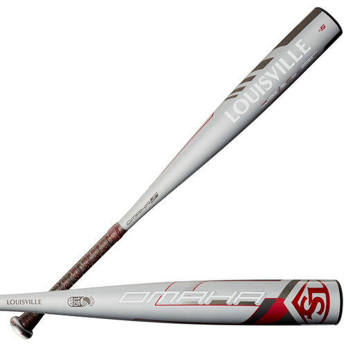 2020 Louisville Slugger Omaha Alloy USSSA Senior League Baseball Bat, -5 Drop, 2-5/8 in Barrel, WTLSLO5B520